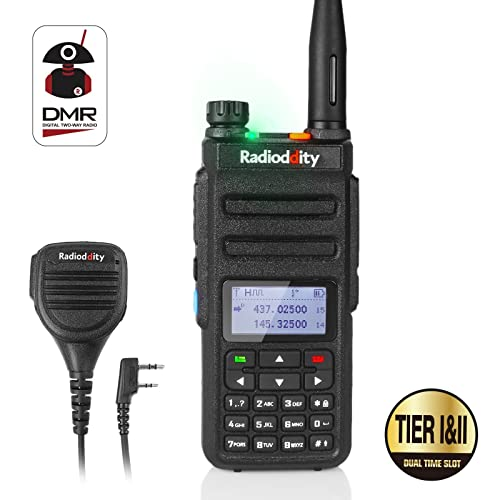 Digital Analog Two Way Radio: Amazon com