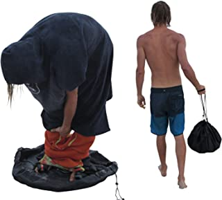 Ho Stevie! Durable Wetsuit Changing Mat/Waterproof Dry-Bag for Surfers