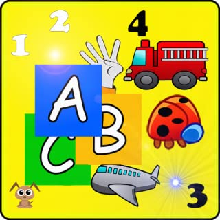 My ABC's, 123's and Colors