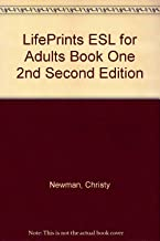LifePrints ESL for Adults Book One 2nd Second Edition