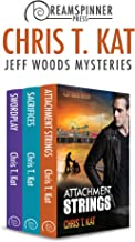 Jeff Woods Mysteries Bundle (Dreamspinner Press Bundles)