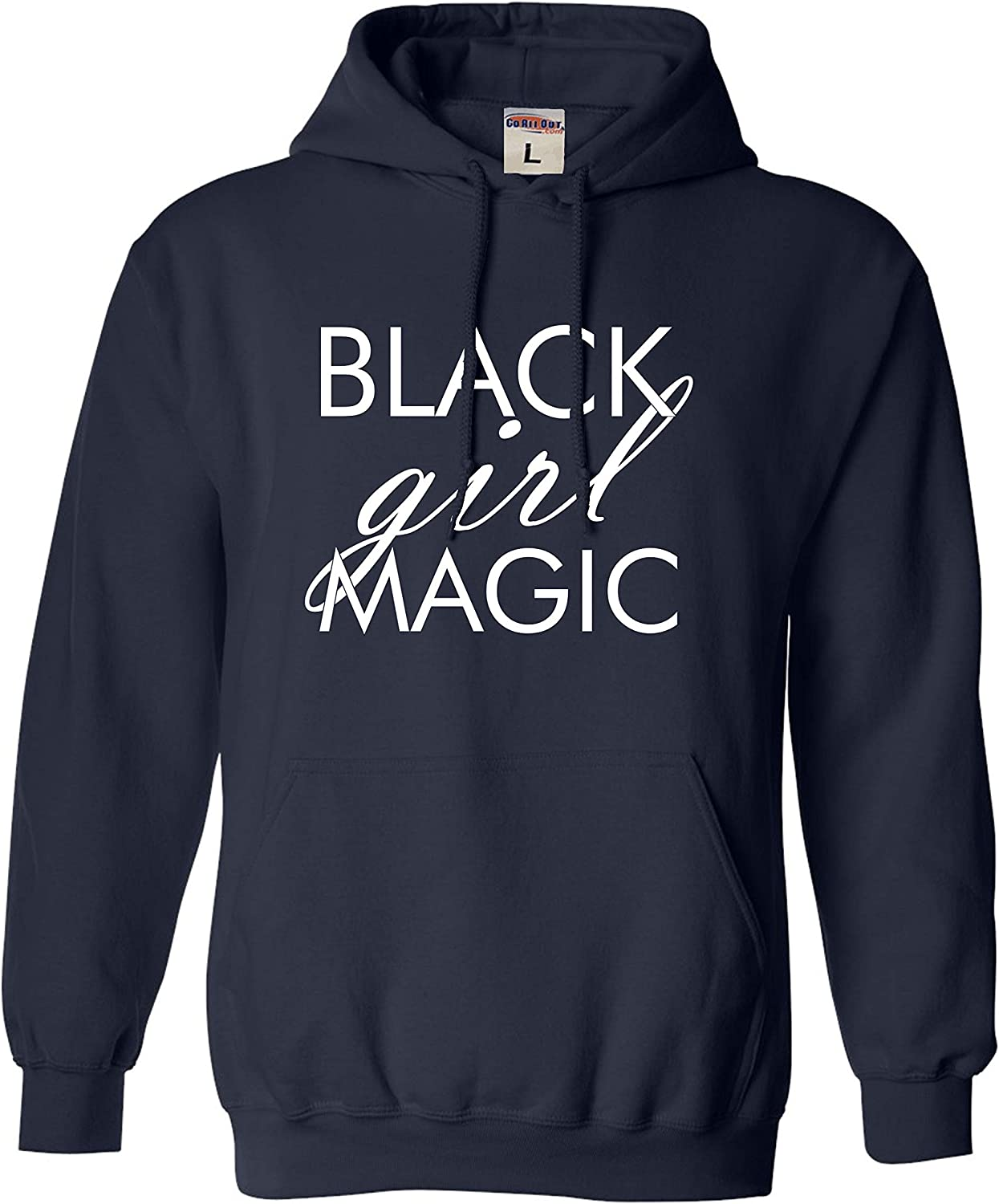Go All Out Adult and Youth Sweatshirt Large special price !! Hoodie Chicago Mall Black Magic Girl