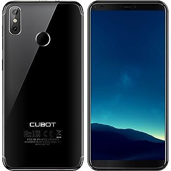 CUBOT R11-5.5 Pulgadas HD + (relación 18: 9) Android 8.1 ...