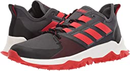 Grey Six/Active Red/Core Black