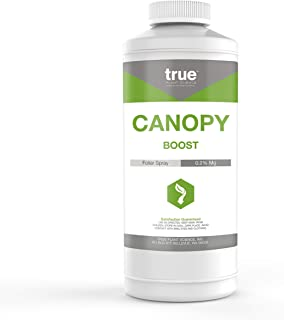 True Canopy Boost Plant Foliar Spray Corrects Common Yellowing Quart (32 oz)