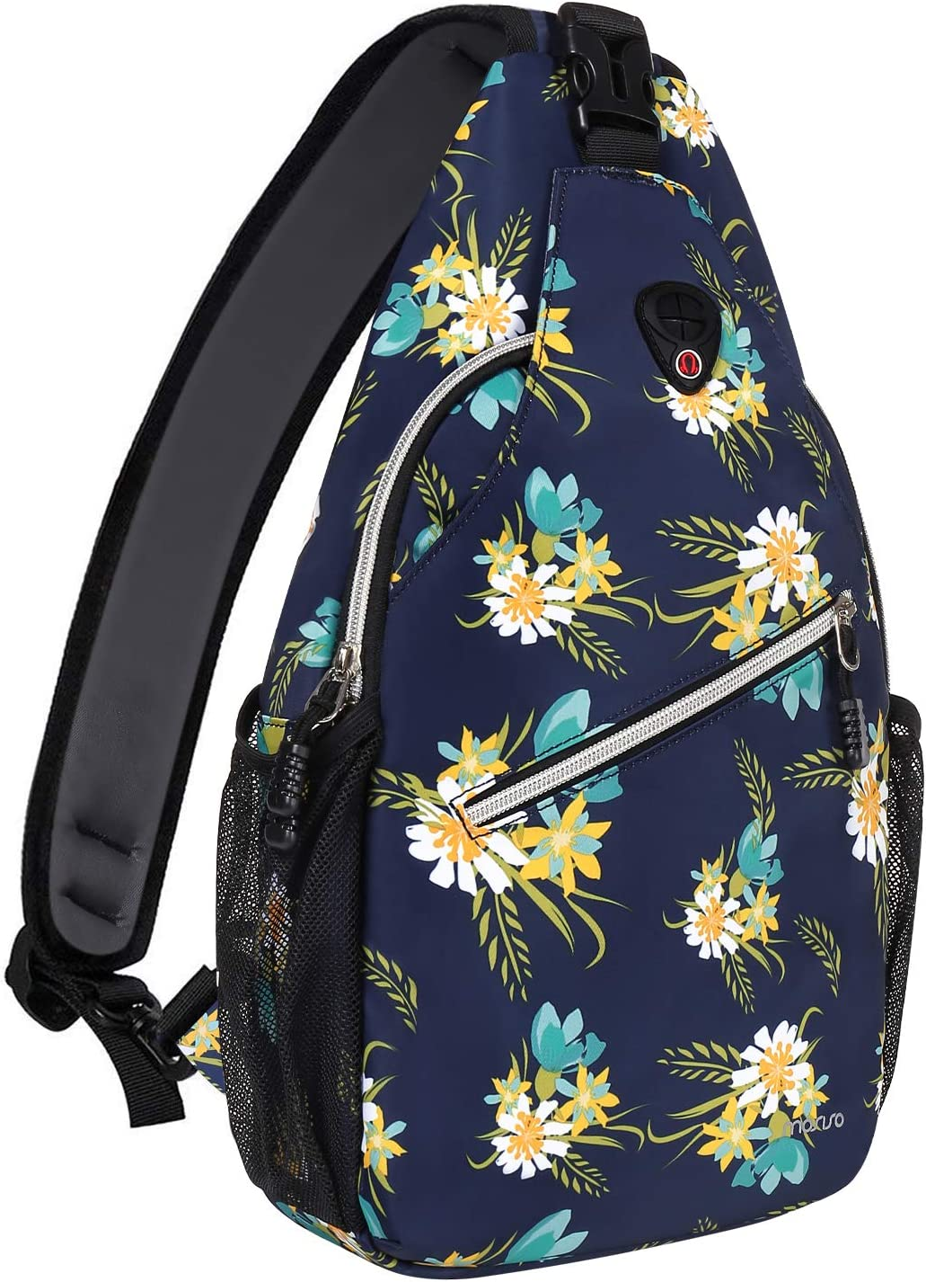 MOSISO Ranking TOP14 Sling Backpack Travel Hiking Rope Very popular Crossbo Daypack Pattern