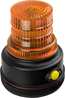 Blazer C43A LED Warning Beacon with Magnetic Base, Amber