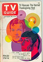 1967 TV Guide Nov 18 Star Trek - Southern Ohio Edition Very Good (3 out of 10) Well Used by Mickeys Pubs