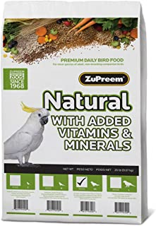 Best zupreem natural diet bird food Reviews