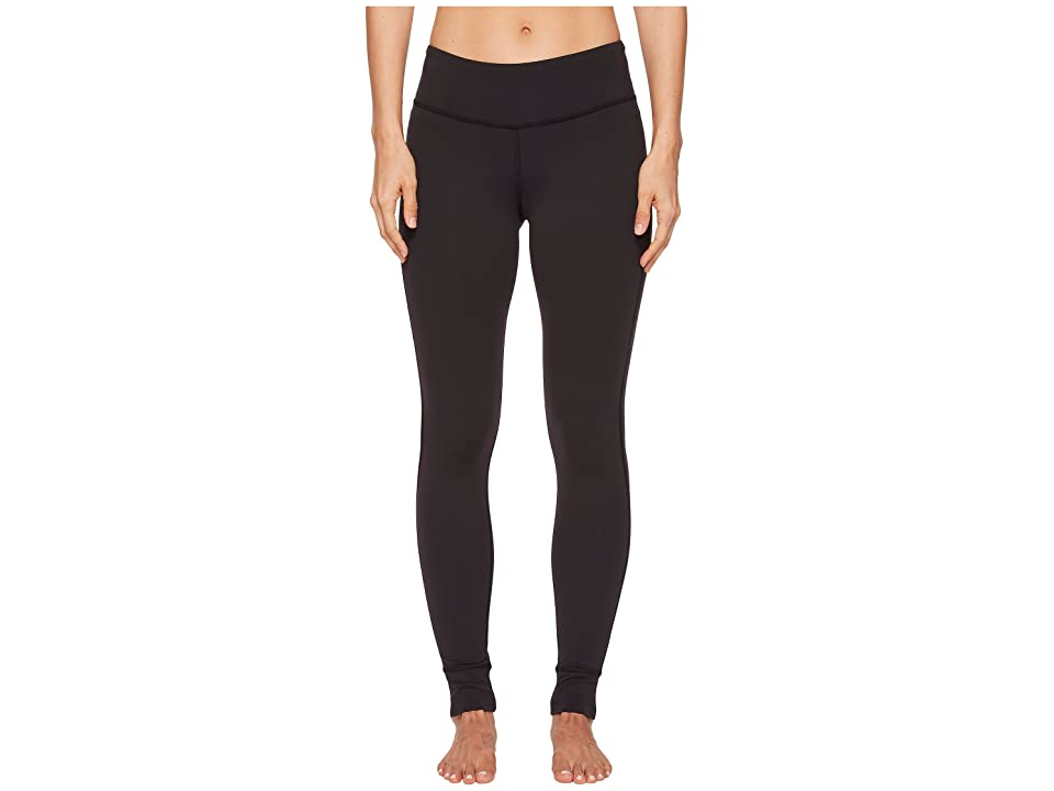 Reebok Lux Tights (Black) Women
