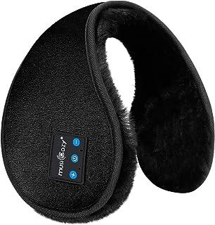 イヤーマフ 防寒 Bluetooth 耳あて 冬用イヤーウォーマー メンズ レディース ステレオ再生 通勤 通学 アウトドア お出かけ スポーツに対応