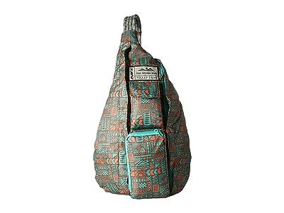 KAVU Rope Pack (Pastel Chalk) Bags