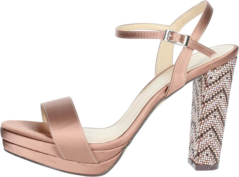 Menbur Airole pink Women's Elegant Open Toe Sandals