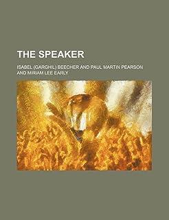 The Speaker (Volume 8)