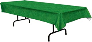 Grass Tablecover Party Accessory (1 count)