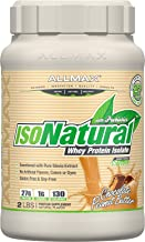 Best allmax nutrition isonatural protein chocolate Reviews