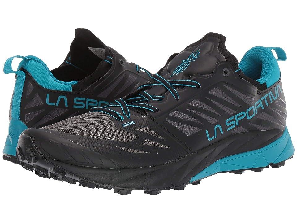 La Sportiva Kaptiva (Carbon/Tropic/Blue) Men