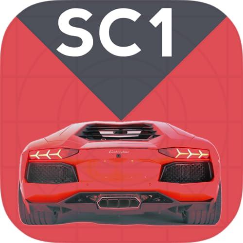 Super Cars Racing I : The Lambo