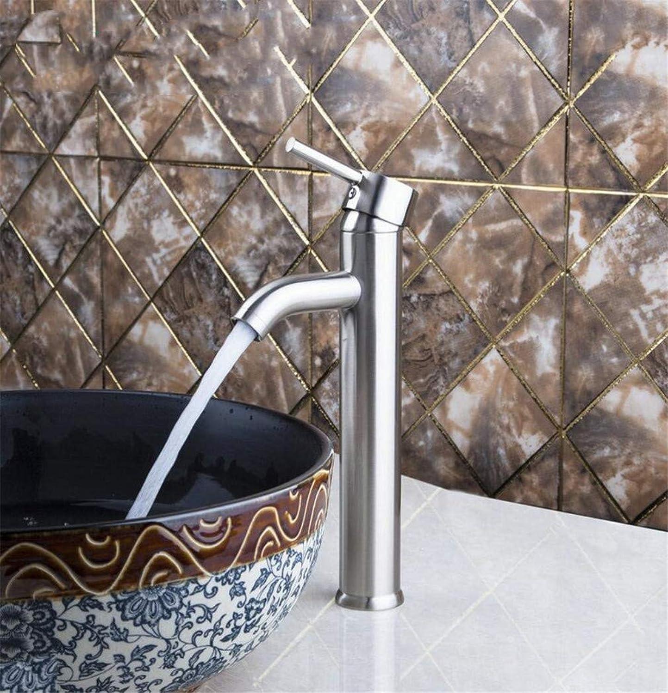 Kemaidi Bathroom Faucet Basin tap Solid Brass faucets Brushed Nickel mixertorneira ba