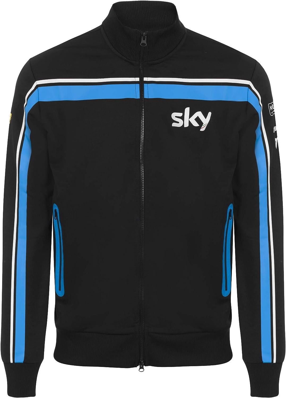 Valentino Rossi Mens Colecci/ón Sky Racing Team Sweatshirt