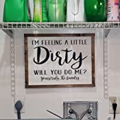 let em/' know how you feel about it! and makes you a nag!!! Laundry- the Dirty Deed mixed media laundry room art its a drag