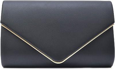 Vain Secrets Damen Umhänge Tasche Clutch Abendtaschen in vielen Farben