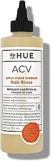 dpHUE Apple Cider Vinegar Hair Rinse, 8.5 oz - Apple Cider Vinegar Shampoo Alternative - Lavender Extract, Aloe Vera & Argan Oil - Scalp Cleanser - Removes Buildup, Reduces Dandruff, Adds Volume