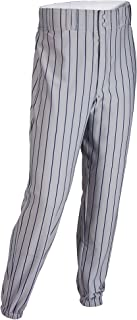 pinstripe baseball uniforms