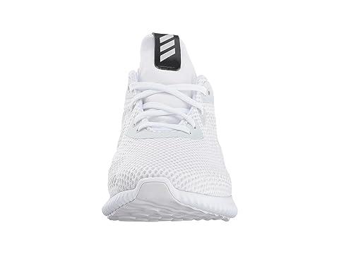 Calzado Adidas Blanco Blanco Running Gris Alphabounce Uno Cristal PRH8px