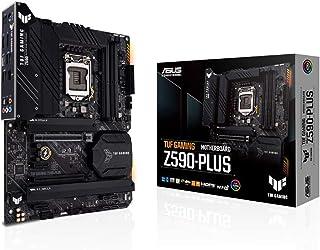 ASUS INTEL 第10世代・11世代CPU(LGA1200)対応Z590チップセットATXマザーボード TUF GAMING Z590-PLUS【国内正規代理店品】