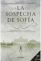 Pack TC La sospecha de Sofía + El espionaje en las décadas de la Guerra Fría (Autores Españoles e Iberoamericanos) Tapa dura