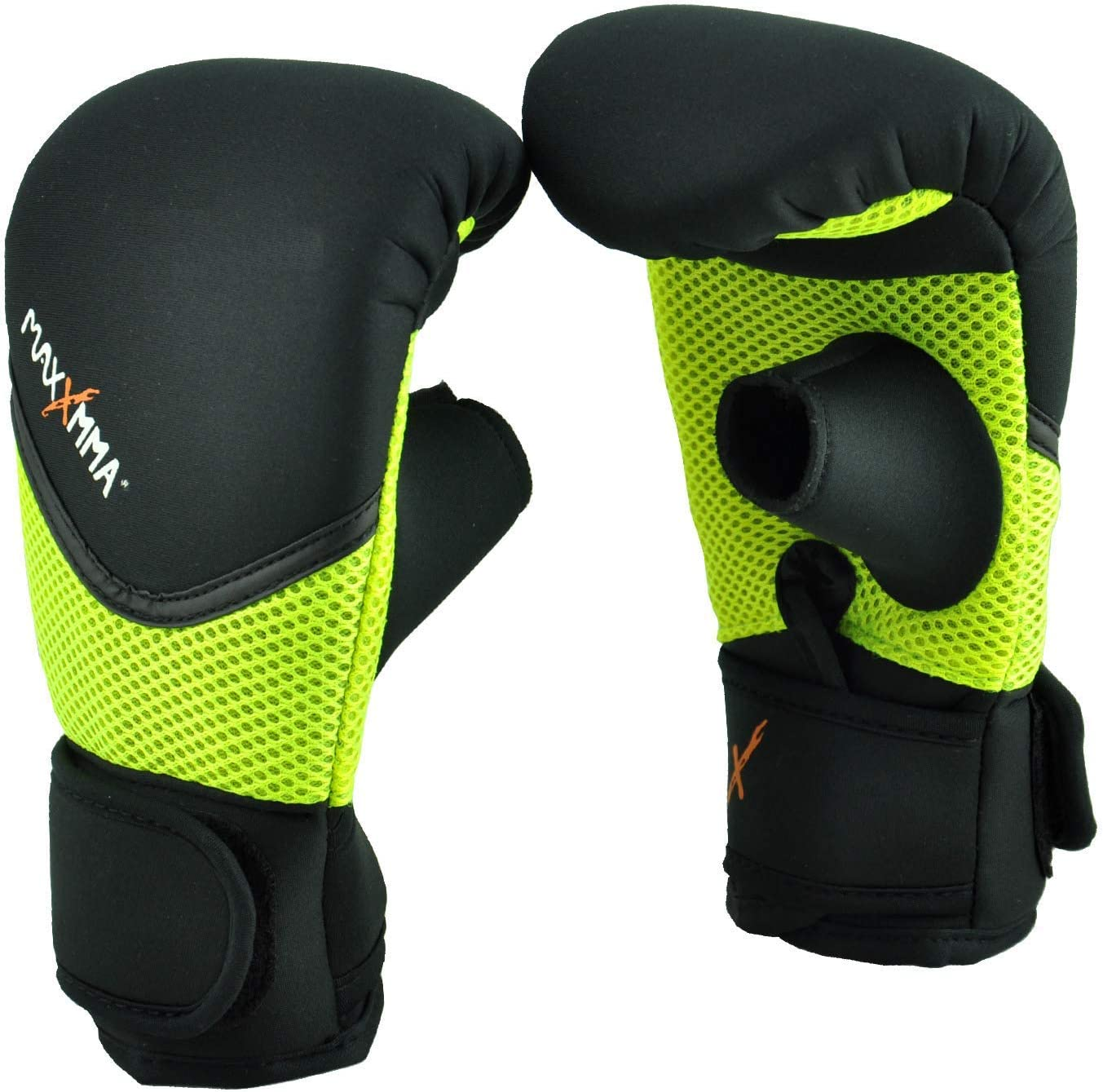 MaxxMMA Neoprene Washable Heavy Bag Punching Columbus Mall Limited time trial price - Boxing Gloves Tra