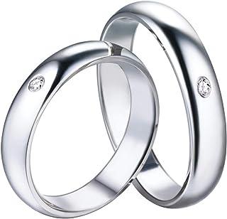 Anello FEDI Fedine Coppia Anelli Fidanzamento Made in Italy Argento 925 per Lui e Lei Uomo Donna Idea Regalo Anniversario ...