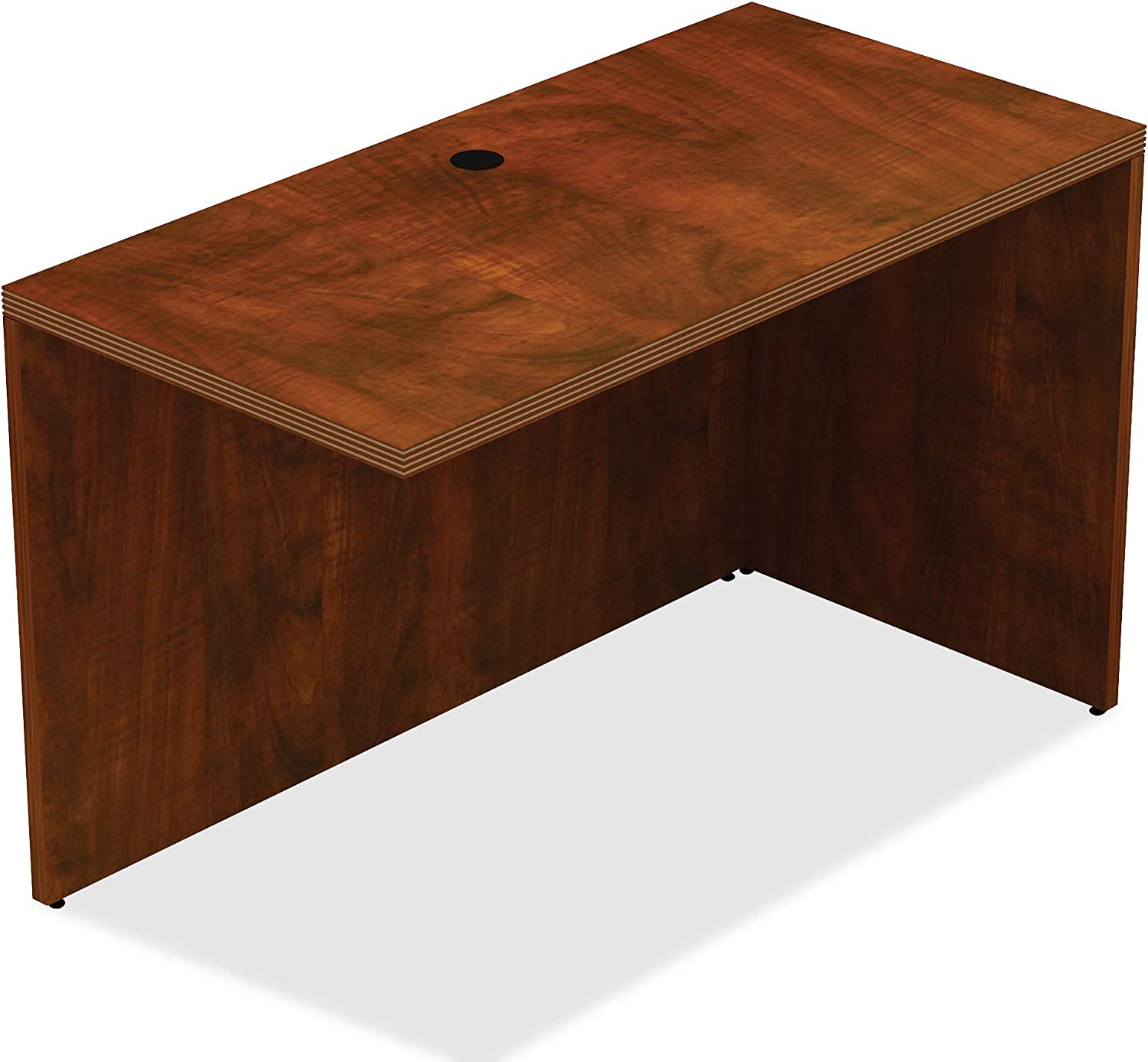 Super popular specialty store Lorell Max 86% OFF Chateau Return Cherry Laminate Top