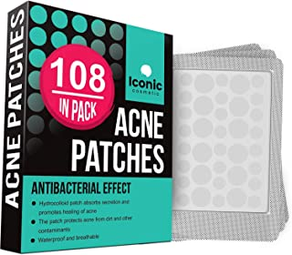 acne cover by ICONIC