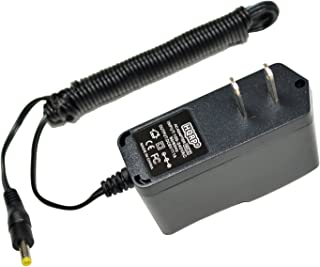 HQRP AC Power Adapter forReliOn Premium WMTBPA-845 ; HEM-741CREL ; HEM-780REL Automatic Inflation Blood Pressure Monitorplus HQRP Euro Plug Adapter