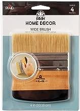 FolkArt Home Decor Chalk Wide Brush, 34910
