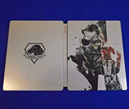 Metal Gear Solid V 5 The Phantom Pain Limited Edition Steelbook ONLY [PS3] [PS4] [XBOX ONE]