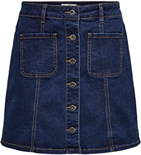 ONLY Cotton a-line Skirt