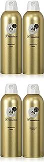 【まとめ買い】エージーデオ24 プレミアム デオドラントスプレー 無香料 180g (医薬部外品)×4個