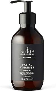Sukin Men's Facial Cleanser, 225 ml