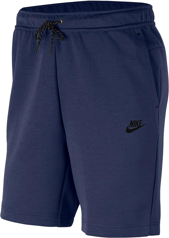 Nike Sportswear [Alternative dealer] Spring new work Tech Fleece Shorts CU4503-410 Mens Men's