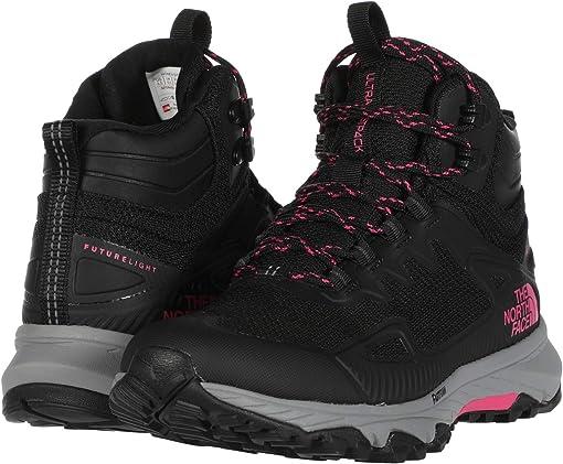 TNF Black/Mr. Pink