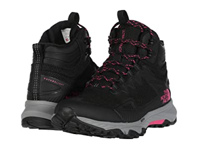 The North Face Ultra Fastpack IV Mid Futurelight (TNF Black/Mr. Pink) Women