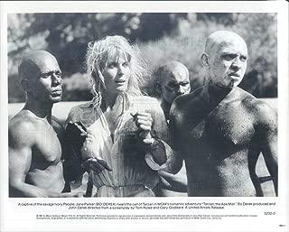 Vintage Photos 1981 Press Photo Actress Bo Derek in Film Tarzan The Ape Man - rkf1865