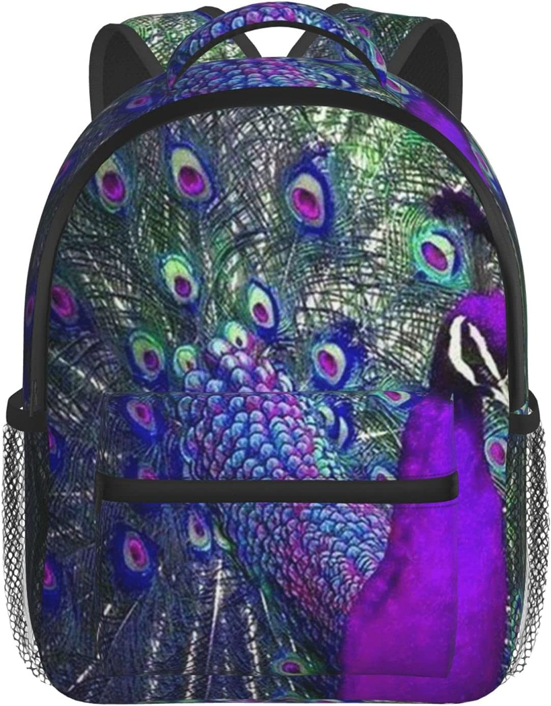 Peacock discount Kids Backpack For Free shipping on posting reviews Toddlers Boys Pres Girls And Daycare