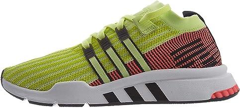 adidas Mens EQT Support Mid ADV Primeknit Casual Sneakers,