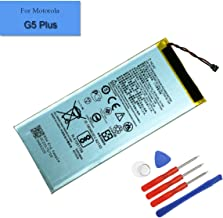 Motorola Moto G5 Plus XT1684 XT1685 XT1687 Replacement Battery HG40 2810mAh Tools