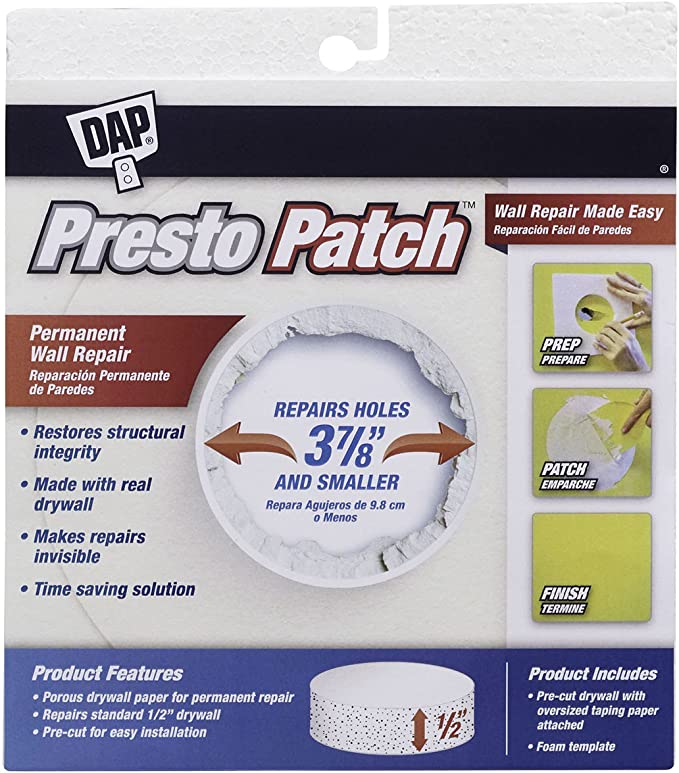 Presto Patch READYMIX MULTIPURP OFFWHITE 1GAL