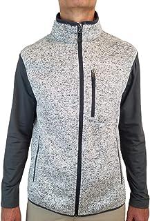 Best Mens Sweater Fleece Vest Review
